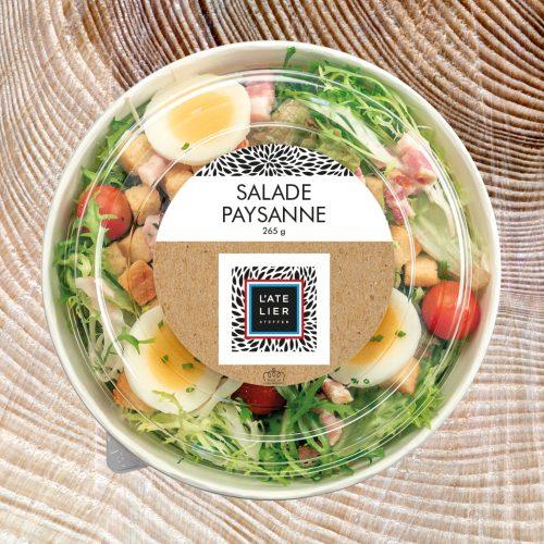 Salade paysanne