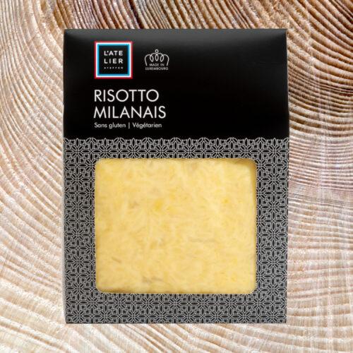 Risotto Milanais