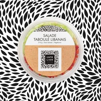 Salade  taboulé libanais