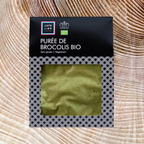 Purée de brocolis BIO
