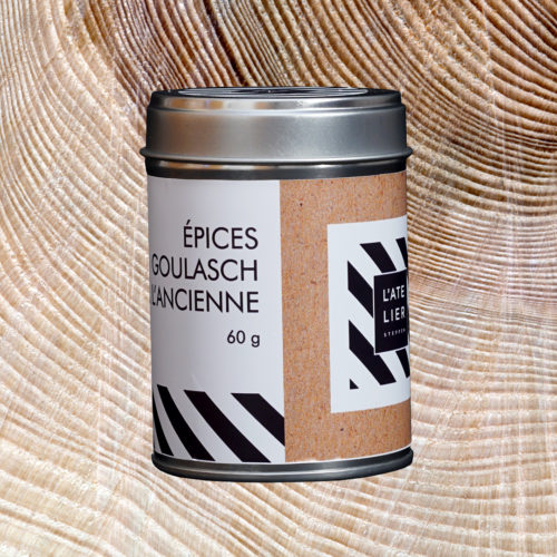 Épices goulasch à l'ancienne
