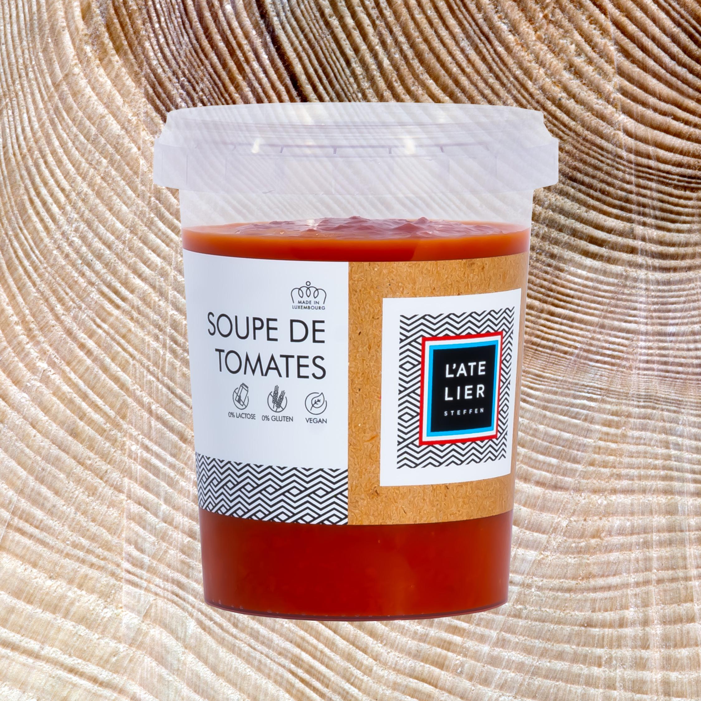 Soupe de tomates