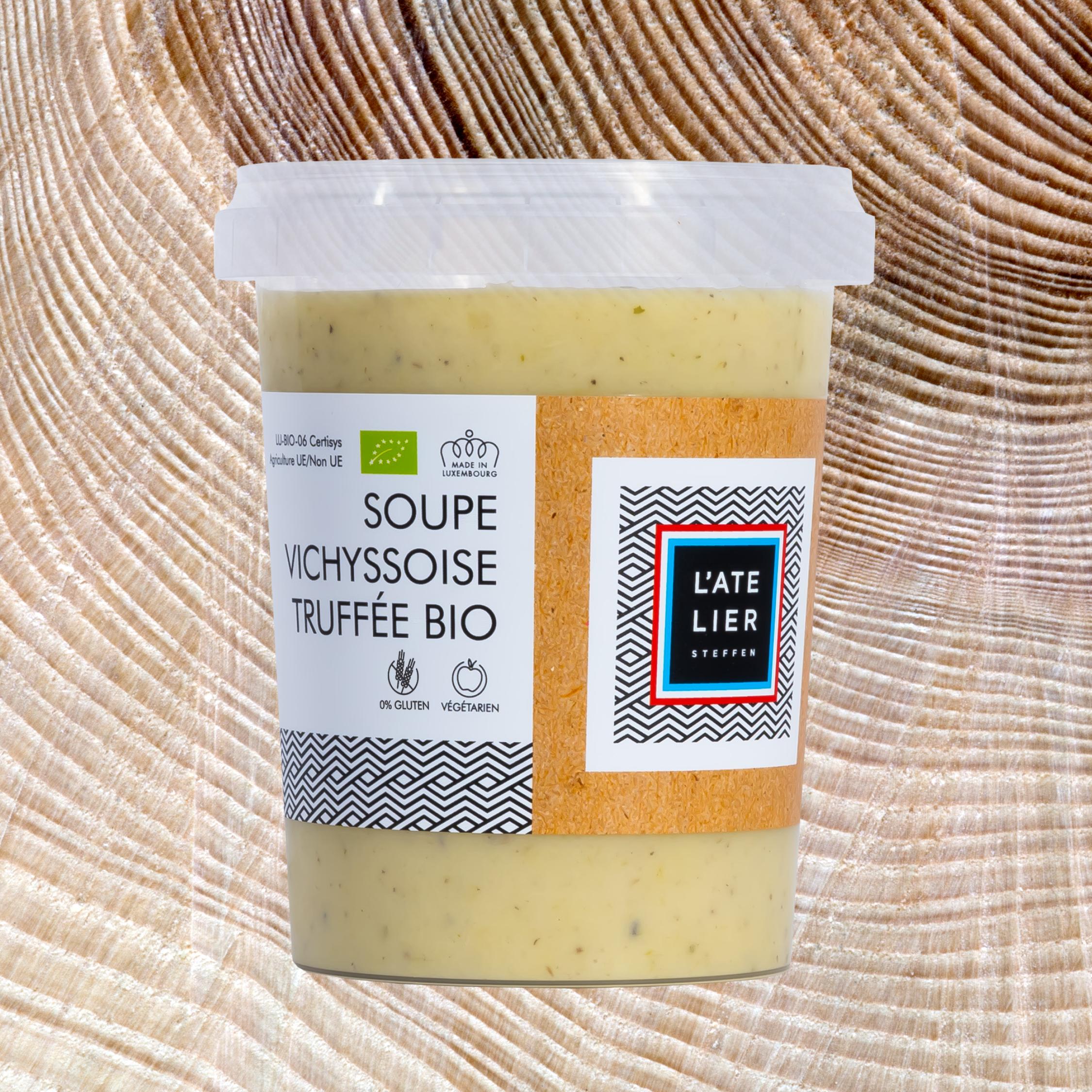 Soupe Vichysoisse truffée BIO